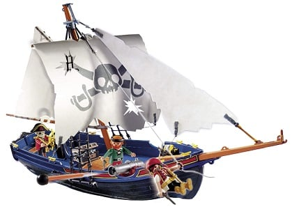 Playmobil Pirate Corsair