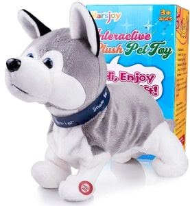 Robot and electronic dog toy for kids