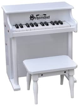 Traditional Spinet with Bench