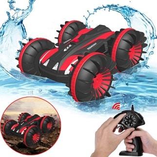 Amphibious Remote Control Car for Kids