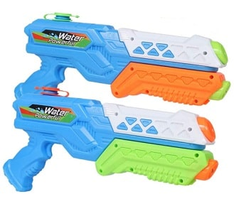 Two big water guns for kids