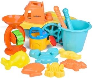 ids Beach Sand Toy Set