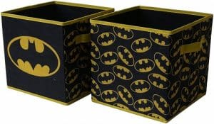Batman Shield Folding Storage Bin