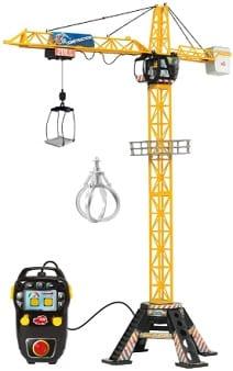 Dickie Toys Mega RC Crane Playset