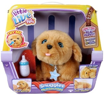 Electronic puppy for kids