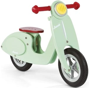 Janod Scooter Mint Balance Bike