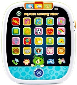 LeapFrog My First Learning Tablet for 1 year olds