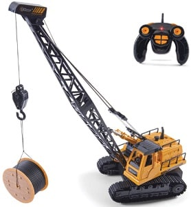 Top Race Remote Control Crane