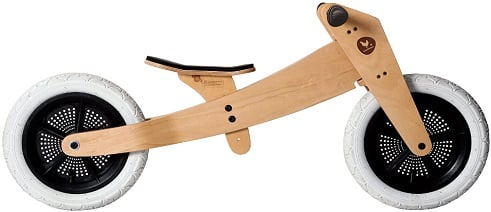Wishbone Design Original 3-in-1 Balance Bike