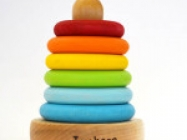 Personalized Stacking Toy