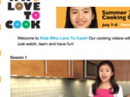 Kids Who Love To Cook