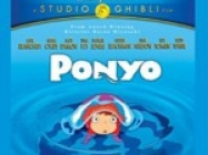 Ponyo Two-Disc Blu-ray/DVD Combo