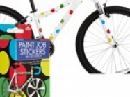 Polka Dot Bike Stickers