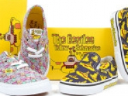 Vans Beatles 'Yellow Submarine' Collection