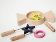 Wooden Bubble Set