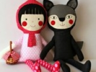 Blita Handmade Fabric Dolls
