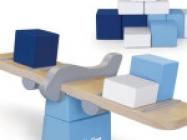 P'kolino Cargo Plane Balancer Toy