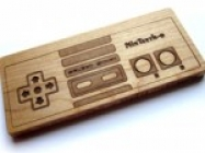 Nintendo Controller Teething Toy
