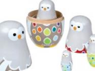 Owly Nesting Family