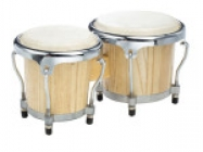 DIY Bongos Drum Set