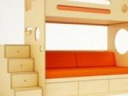Splurge - Casa Kids Marino Bunk Beds
