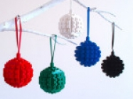 LEGO Bauble Ornament