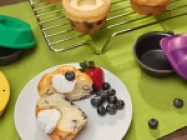 Bakeshapes Muffin Tin & Toppers