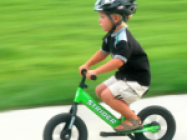 Balance bike vs training wheels
