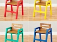 Teak Play Chair