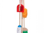 Dust, Sweep & Mop Set