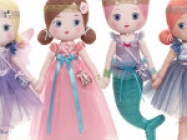 Mooshka Fairytales Dolls