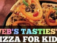 Web's Tastiest: Pizza Recipes for Kids