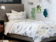 DwellStudio Dinosaurs Multi Duvet Set