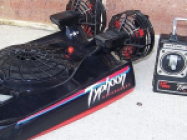 Typhoon hovercraft review - retro fun