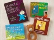Land of Nod Baby Book Set