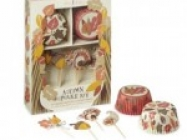 Thanksgiving Cupcake Decorating Kit
