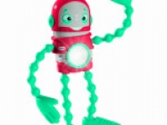 Action Robot Flashlight